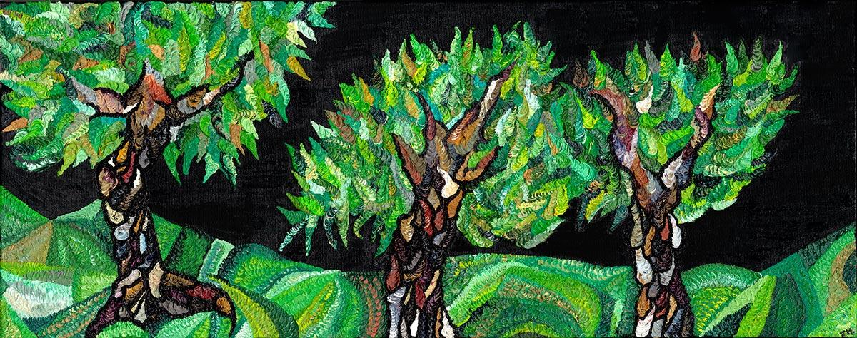 verdant-trees