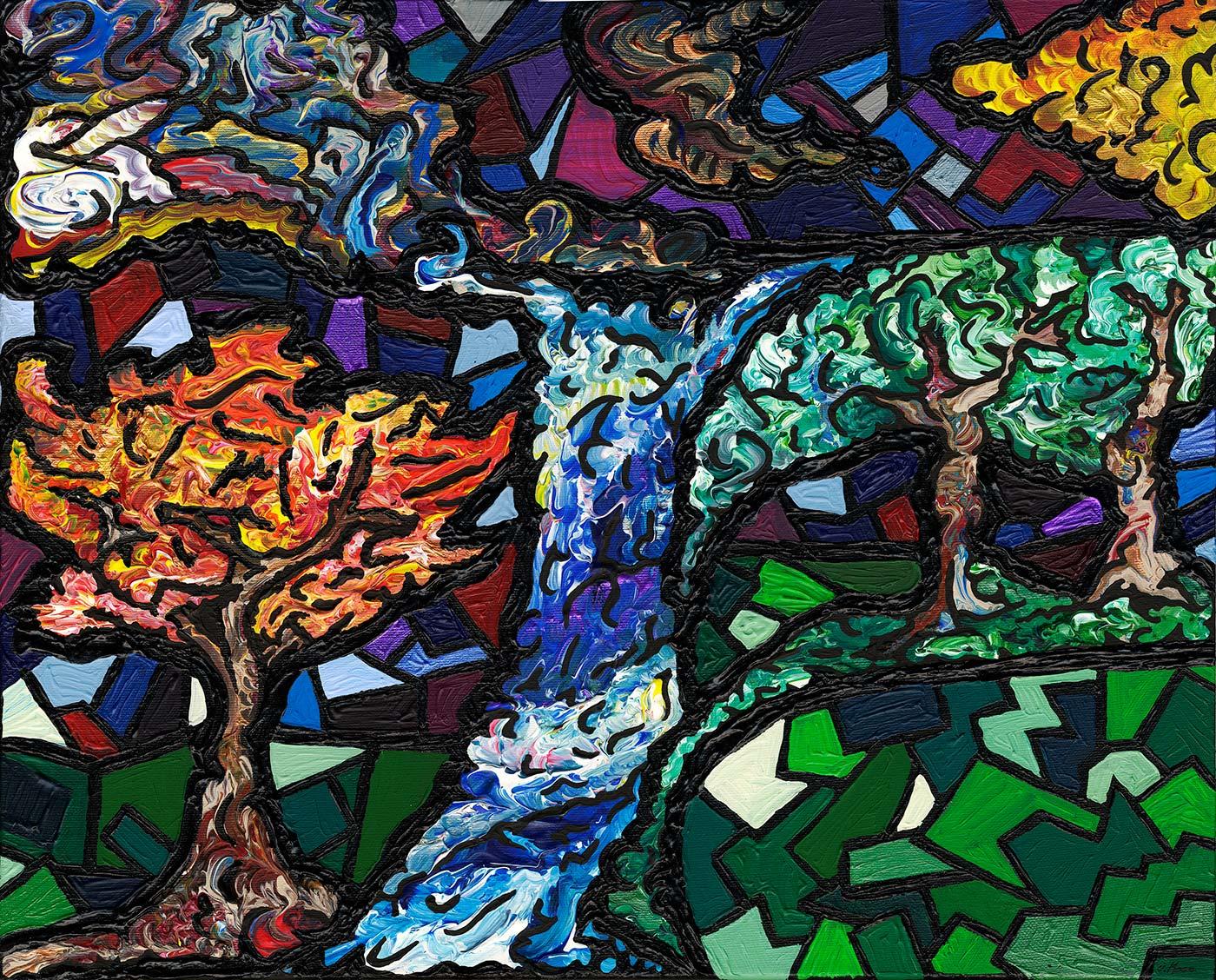 fractal-scene