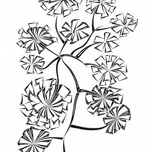 sparse-flower-web