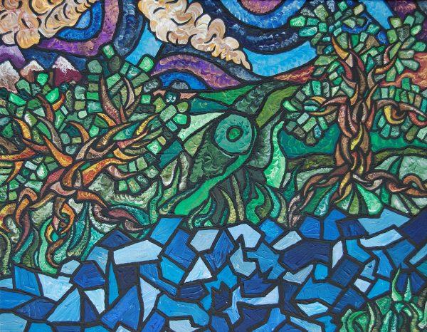 fractal-river