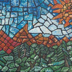mountains-in-mosaic